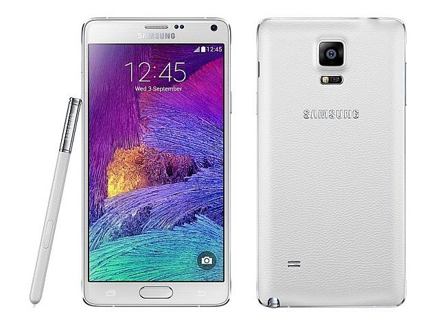 smartphone rental in korea galaxy note 4