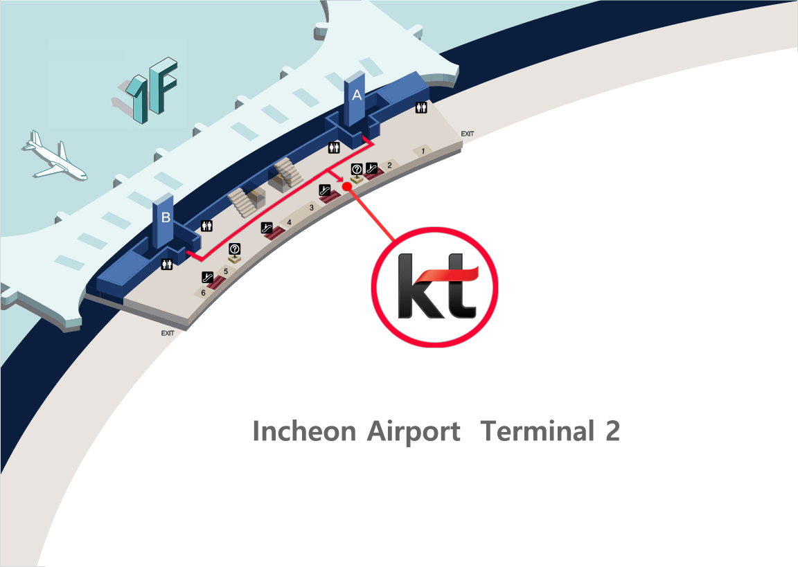 Incheon_T2_1F_KT
